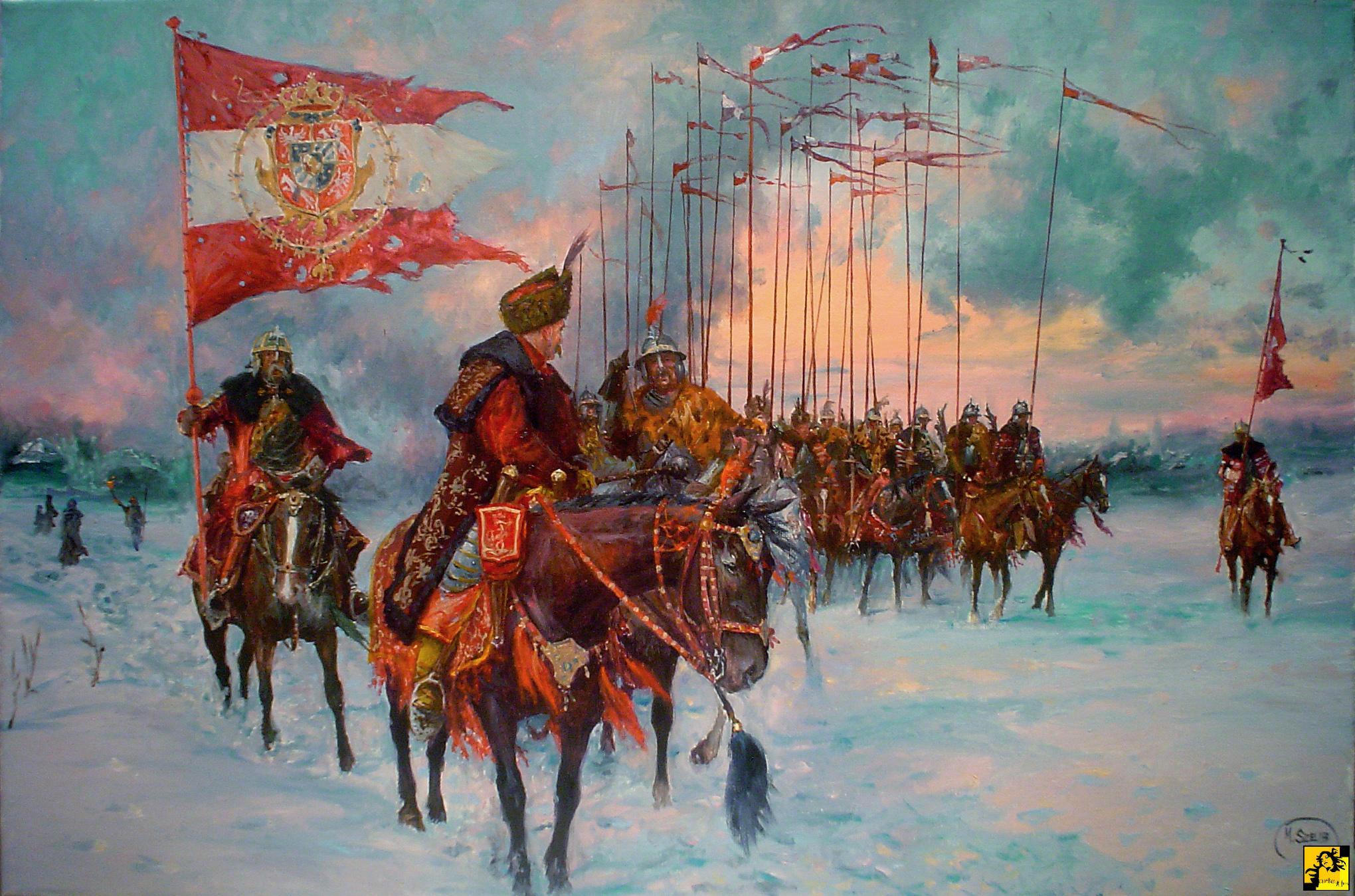 Mirosław szeib husaria polska