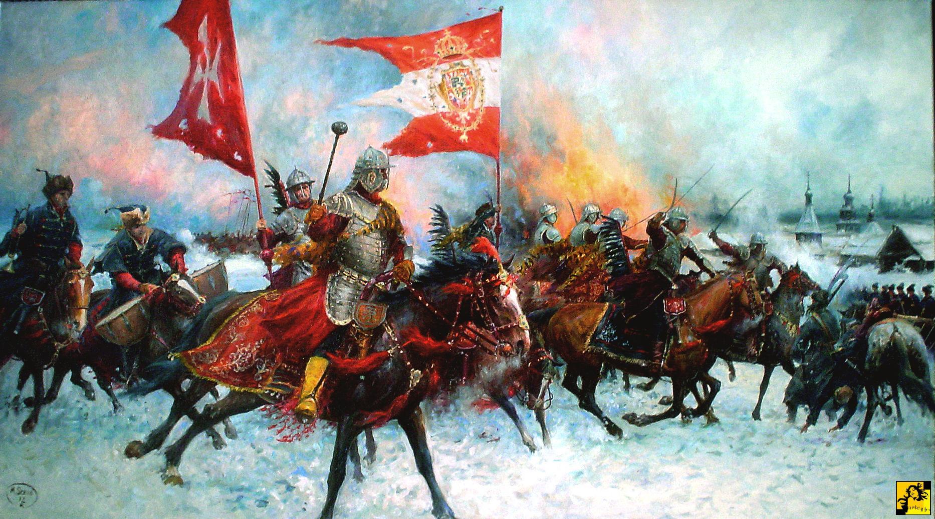 Mirosław szeib husaria polska ii