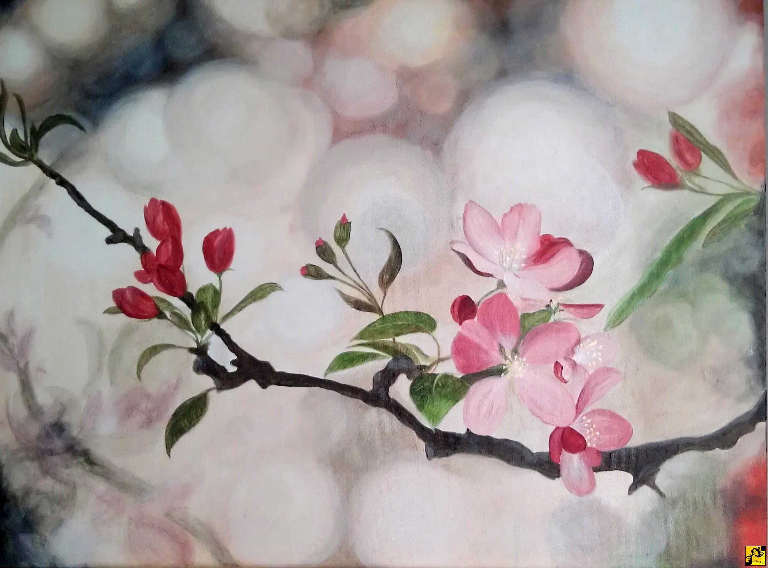 Galeria Sztuki Malarstwo Plastyka Marija Holubieva Kwiaty